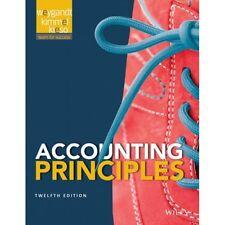 Accounting Principles 12th ISV Int'l Edition
