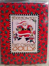 Mary Engelbreit ME Christmas Cards Santa Holiday 10 Blank Note Set Pack New