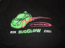 UF0 ALIEN  T-Shirt 2001 XL NEW ROSWELL NM Yes, it glows in the dark!