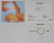 Gengahr  She's a Witch  4 tracks  U.S. Promo CD - rare