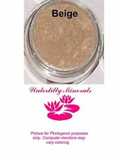 Beige Minerals Shadow Bare Makeup Eyeshadow Sandy Browny Full Size New/Sealed