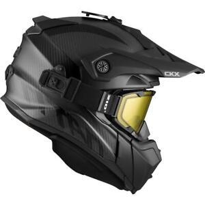 CKX Titan Carbon Snow Helmet