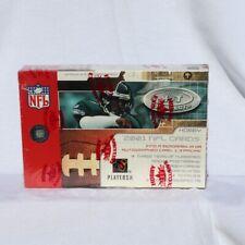 2001 Fleer Hot Prospects Football Sealed Hobby Box
