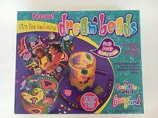 Lisa Frank Dream Beads Seed Bead Creations Craft Kit Vintage Box Complete Set