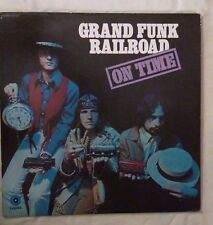 Grand Funk Railroad -On Time 1969 Winchester Pressing Capitol Records -ST-307-NM