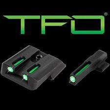 New Truglo TFO Tritium/Fiber-Optic Day/Night Sights Smith and Wesson M&P Set