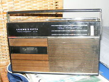 LOEWE OPTA Radio Recorder TC 79 Kofferradio aus Sammlung