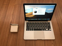 "2015 Apple Macbook Pro Retina A1502 13"" Core i5 up to 3.4GHz 16GB 128GB SSD"