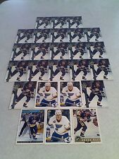 *****Jason Ruff*****  Lot of 25 cards.....4 DIFFERENT / Hockey