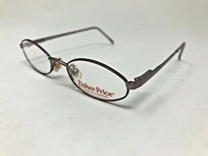 Fisher-Price Girls Eyeglasses Euro28 43-19-125 Matte Pink TD22