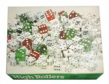High Rollers Dice Jigsaw Puzzle Warren Paper Products #9449 NEW Sealed Vintage