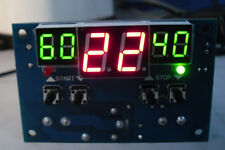 12V Digital LED Display Thermostat Temperature Controller With NTC Sensor