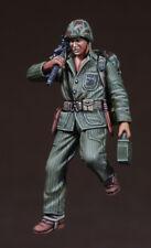DEF. modello, seconda guerra mondiale-Guerra coreana USMC MACCHINA Gunner (1FIG.) DO35038 1:35