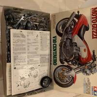 Tamiya Model Motorcycle Plastic Model MOTO GUZZI V10 CENTAURO 1/12 No69