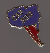 Pin's Cap sud (Amérique du sud)