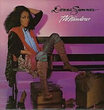 The Wanderer by Donna Summer (Vinyl, Aug-2012, Hi Horse Records) promo cutout
