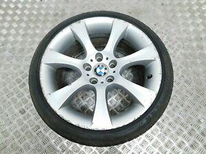 BMW 5 SERIES E60 E61 ALLOY WHEEL & TYRE WITH SCREW 245/35/18 - 3.78MM / 6760618