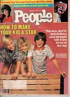 1984 People November 12-Drew Barrymore; Barbra Streisand; Joan, Jackie Collins