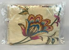 NEW! Argstar 2pcs Dining Chair Covers Spendex Slipcovers Spring Flower Design
