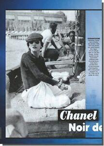 Publicité Advertising 2012 - CHANEL  (Advertising paper) 3P