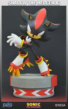 Sonic shadow the Hedgehog statue personnage-First 4 figures/sega