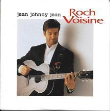 CD CARTONNE CARDSLEEVE 2T ROCH VOISINE JEAN JOHNNY JEAN (GILDAS ARZEL) NEUF 1995