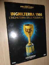 DVD N°15 I MOVIE OF WORLDWIDE FIFA WORLD CUP ENGLAND 1966 ENGLAND 66 ITA-ENG