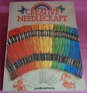 Creative Needlecraft Lynette de Denne St. Michaels