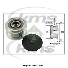 New Genuine INA Alternator Freewheel Clutch Pulley 535 0059 10 Top German Qualit