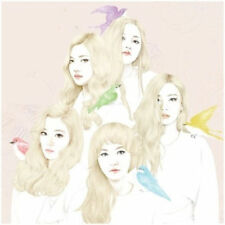 RED VELVET-[ICE CREAM CAKE]1st Mini Album CD+Photo Booklet+Card K-POP Sealed SM