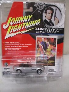 Johnny Lightning White Lightning James Bond 007 '99 BMW Z8