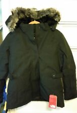 North Face Women's Tremaya Crop Jacket, Black, Size XL- New with Tags