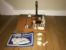 Star Wars Vintage 1979 Droid Factory w/blue prints and many of the pieces