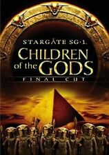 Stargate SG 1 Children of The God 0883904142775 With Richard Dean Anderson DVD