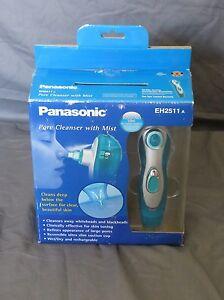 Panasonic Rechargeable Pore Cleanser Micro Fine Mist EH2511A Fantastic Condition
