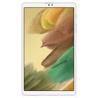 Samsung Galaxy Tab A7 Lite WiFi 32GB Silver SM-T220NZSBXAR Book Cover Bundle