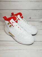 Nike Air Jordan 12 XII Retro Fiba GS 2019 Grade School 153265-107 Size 4.5Y