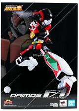 Soul of Chogokin GX-83 Tosho Daimos F.A. Action Figure IN STOCK USA SELLER