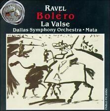 RAVEL: BOLERO; LA VALSE USED - VERY GOOD CD
