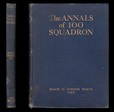 ANNALS OF 100 SQUADRON in France 1917-8 NIGHT BOMBING Operations against Germany