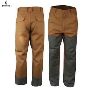 Browning Upland Pants (38x32)- Field Tan