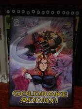 DVD GOLDRAKE ADDIO !