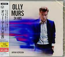 OLLY MURS-24 HRS-JAPAN CD Bonus Track E78