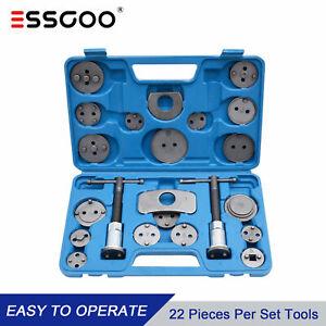 ESSGOO Coffret Set repousse piston d étrier de frein Kit d outils 22 pièces Neuf