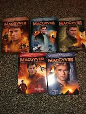 MacGyver Seasons 1-5 Box Sets Dvd