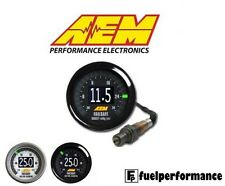 AEM FAILSAFE AFR WIDEBAND AIR / FUEL RATIO AND BOOST IN ONE GAUGE  # 30-4900