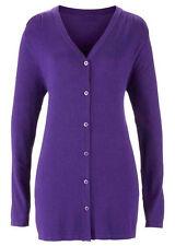 Markenlose feine Damen-Pullover & -Strickware mit Knöpfen