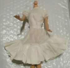 New Listing1960 Vintage Barbie Friday Nite Date White Underdress Clothes Accessories #979