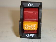 [HOM] [BD46125] Ridgid Ryobi BD46023 (J-9301 E156275) Power Switch