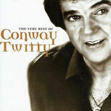 NEW The Very best of Conway Twitty (Audio CD)